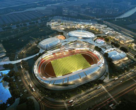 khu the thao saigon sports city