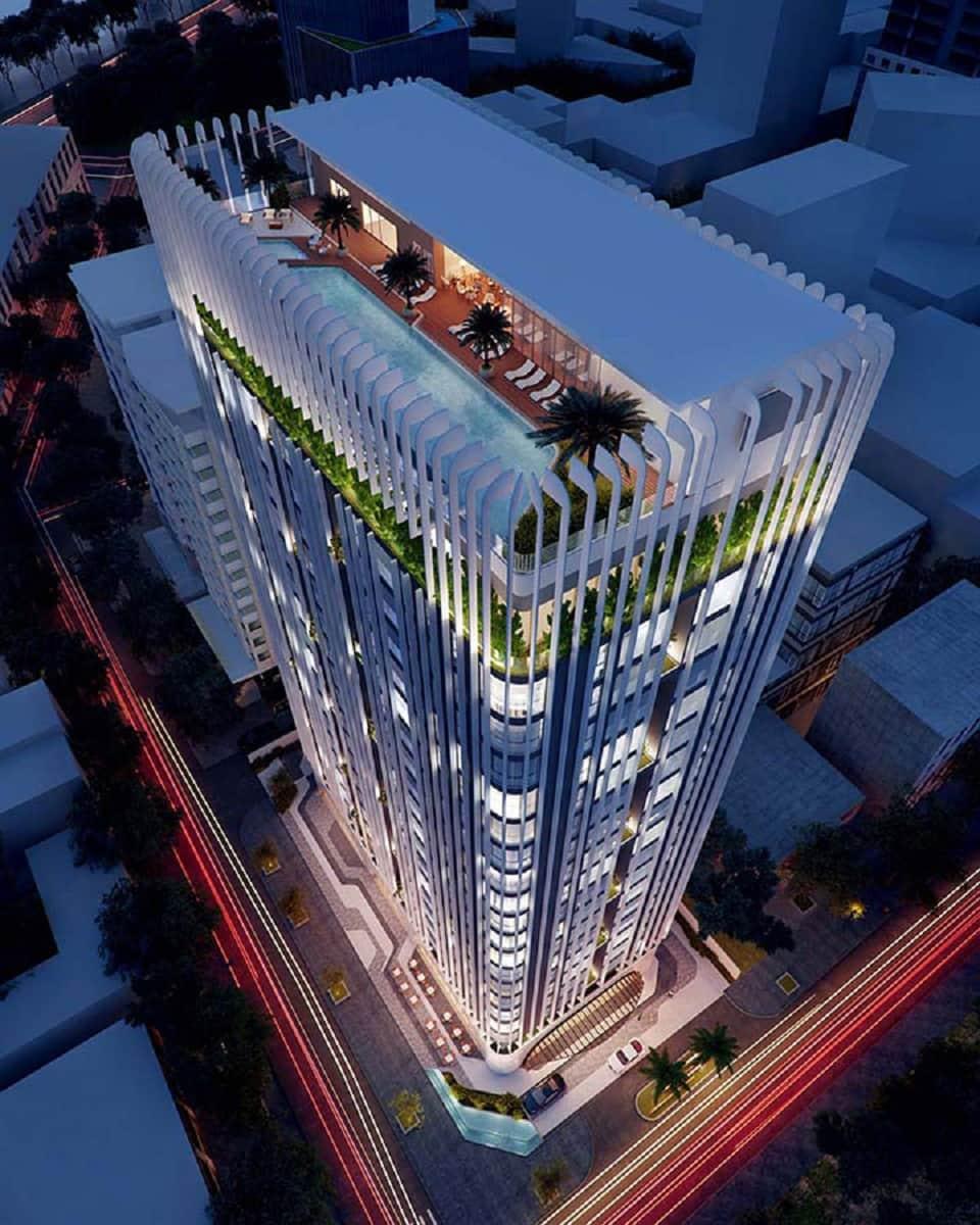 Dự án Saigon Luxury Apartment Quận 1