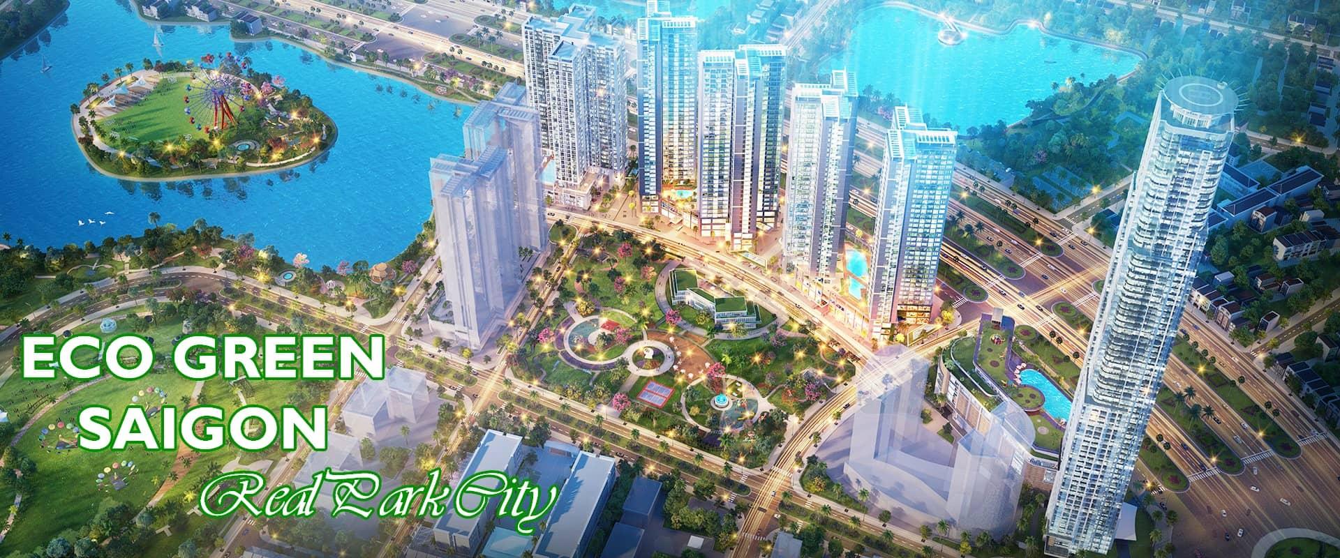 banner Eco Green Saigon