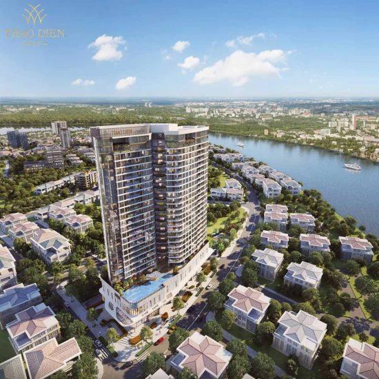dự án thảo điền green tower q2