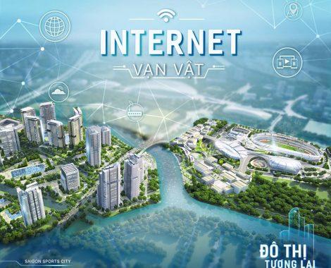internet van vat sai gon sports city