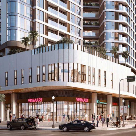 shophouse dự án thảo điền green tower