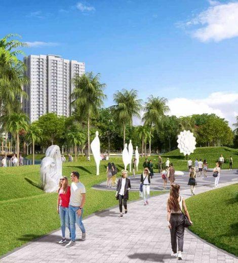 tiện ích công viên chủ đề vinhomes grand park q9
