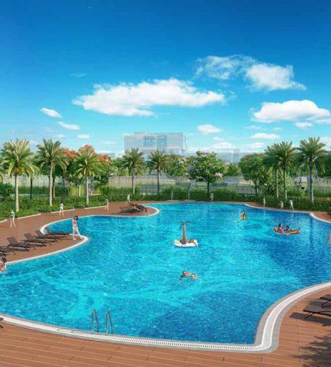 tiện ích hồ bơi nghĩ dưỡng vinhomes grand park q9